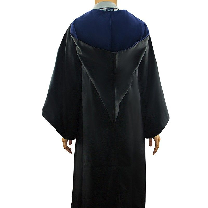 HARRY POTTER WIZARD ROBE TUNICA MAGO CORVONERO TAGLIA L CINEREPLICAS