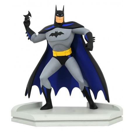 BATMAN THE ANIMATED SERIES PREMIER COLLECTION - BATMAN 25CM RESIN STATUE FIGURE