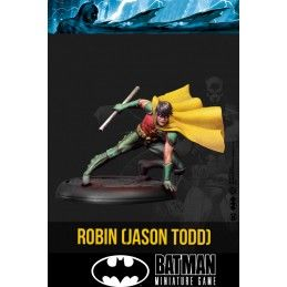 KNIGHT MODELS BATMAN MINIATURE GAME - ROBIN JASON TODD MINI RESIN STATUE FIGURE