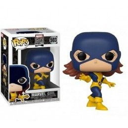 FUNKO FUNKO POP! MARVEL 80TH ANNIVERSARY - X-MEN MARVEL GIRL BOBBLE HEAD FIGURE