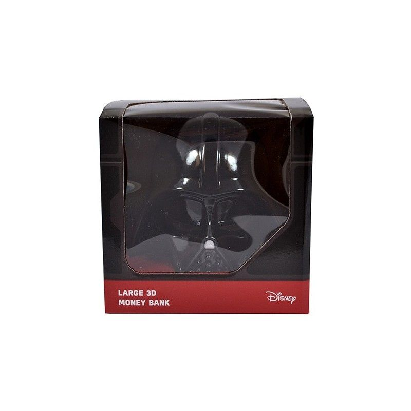 STAR WARS DARTH VADER COINBANK SALVADANAIO GIALAMAS