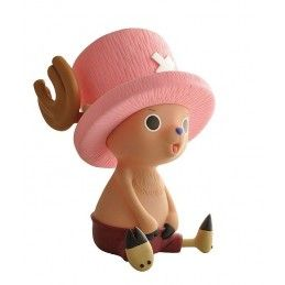 ONE PIECE CHOPPER BANK SALVADANAIO PLASTOY