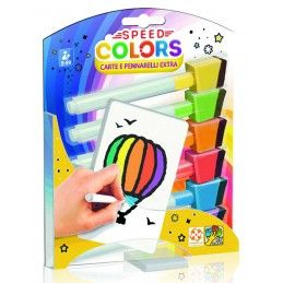 SPEED COLORS CARTE E...