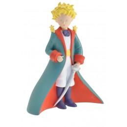 LITTLE PRINCE IN OVERCOAT BANK BANK SALVADANAIO PICCOLO PRINCIPE PLASTOY