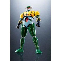 SRC SUPER ROBOT CHOGOKIN – KOUTETSU JEEG ROBOT D'ACCIAIO ACTION FIGURE BANDAI
