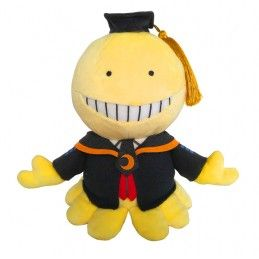 SAKAMI MERCHANDISE ASSASSINATION CLASSROOM - KORO SENSEI PELUCHES 25CM PLUSH FIGURE