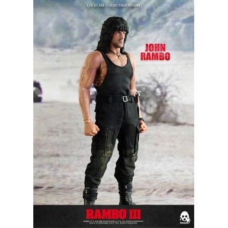 RAMBO III - JOHN RAMBO 1/6 SCALE COLLECTIBLE 30CM ACTION FIGURE
