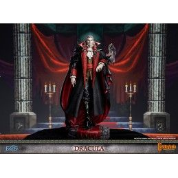 FIRST4FIGURES CASTLEVANIA SYMPHONY OF THE NIGHT - DRACULA 51CM RESIN STATUE FIGURE