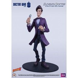 DOCTOR WHO SERIES 7 - 11TH DOCTOR ULTRA STYLISED VINYL FIGURE 25CM STATUE BIG CHIEF