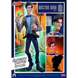 DOCTOR WHO SERIES 5 - 11TH DOCTOR ULTRA STYLISED VINYL FIGURE 25CM STATUE BIG CHIEF