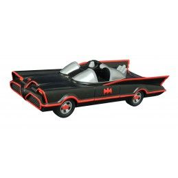 BATMAN 1966 BATMOBILE COIN BANK SALVADANAIO DIAMOND SELECT