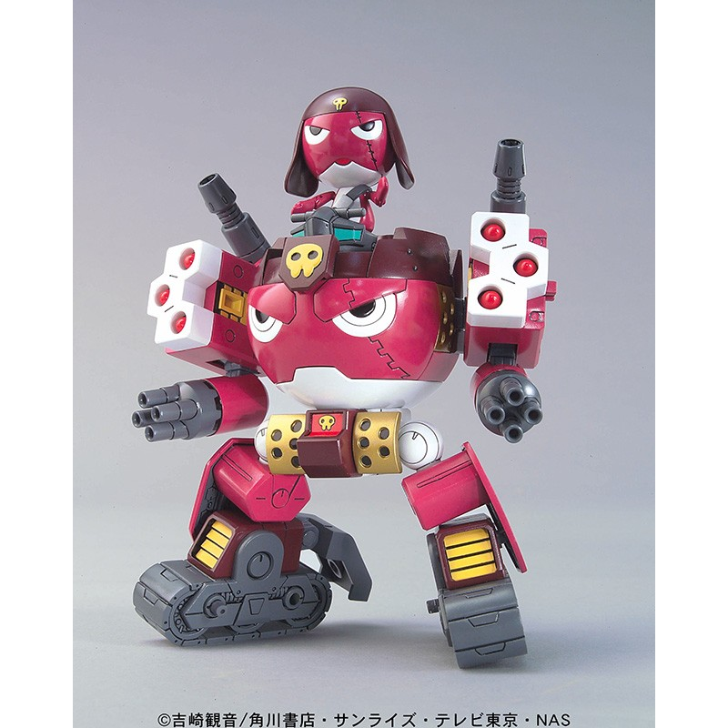 KERORO PLAMO GIRORO ROBOT MARK 2 MODEL KIT BANDAI