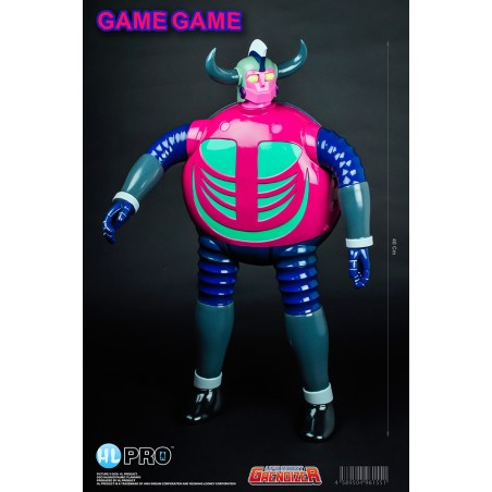 UFO ROBOT GRENDIZER GAME GAME GIGA VINYL 40CM ACTION FIGURE