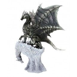 MONSTER HUNTER - KUSHALA DAORA 32 CM STATUE FIGURE CAPCOM