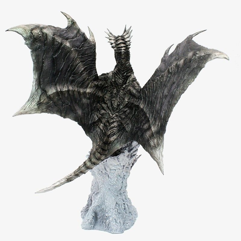 CAPCOM MONSTER HUNTER - KUSHALA DAORA 32 CM STATUE FIGURE