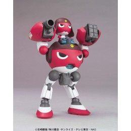KERORO PLAMO GIRORO ROBOT MODEL KIT BANDAI