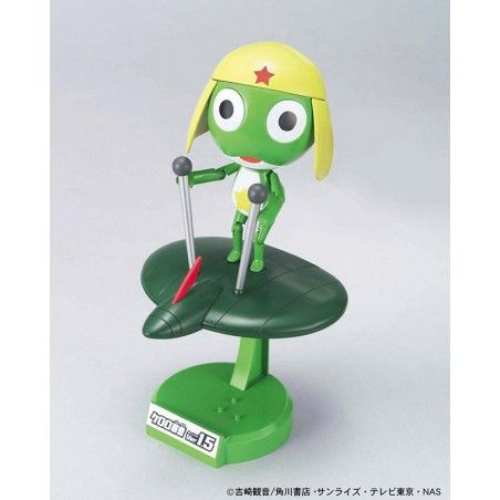 KERORO PLAMO KERORO GUNSO / FLYING BOARD MODEL KIT