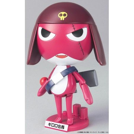 KERORO PLAMO CORPORAL GIRORO MODEL KIT