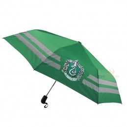 CINEREPLICAS HARRY POTTER SLYTHERIN OMBRELLO CON LOGO UMBRELLA