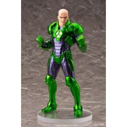 DC COMICS JUSTICE LEAGUE NEW 52 - LEX LUTHOR ARTFX STATUE FIGURE KOTOBUKIYA