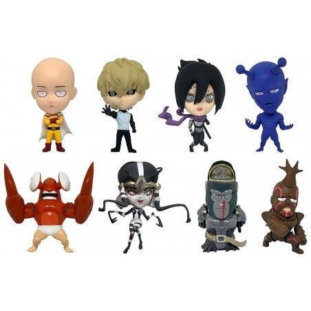 ONE-PUNCH MAN - 8-PACK COLLECTION MINI FIGURE