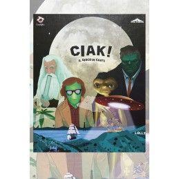 CIAK! IL GIOCO DI CARTE - GIOCO DA TAVOLO ITALIANO COSPLAYOU