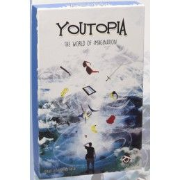 YOUTOPIA THE WORLD OF IMAGINATION - GIOCO DA TAVOLO ITALIANO COSPLAYOU