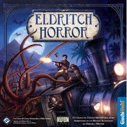 ELDRITCH HORROR - GIOCO DA...