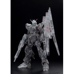 BANDAI MASTER GRADE MG GUNDAM NU VER. KA MECH CLEAR 1/100 MODEL KIT FIGURE