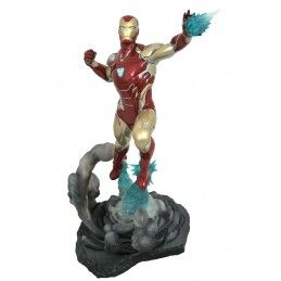 MARVEL GALLERY AVENGERS 4 ENDGAME IRON MAN MARK 85 STATUE FIGURE DIAMOND SELECT
