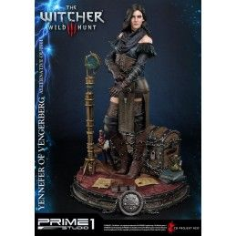 THE WITCHER 3 WILD HUNT - YENNEFER OF VENGERBERG 50 CM ALTERNATIVE OUTFIT STATUE FIGURE PRIME 1 STUDIO
