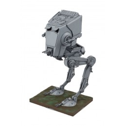 STAR WARS AT-ST MODEL KIT...