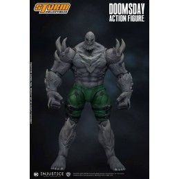 STORM COLLECTIBLES INJUSTICE: GODS AMONG US - DOOMSDAY 1/12 ACTION FIGURE
