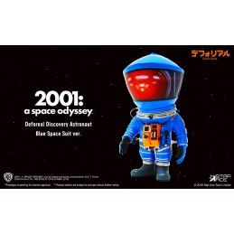 STAR ACE 2001 A SPACE ODYSSEY - DEFOREAL DISCOVERY ASTRONAUT BLUE SPACE SUIT ACTION FIGURE