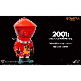 STAR ACE 2001 A SPACE ODYSSEY - DEFOREAL DISCOVERY ASTRONAUT RED SPACE SUIT ACTION FIGURE