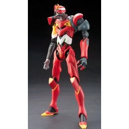 BANDAI EVANGELION Q EVA 02 Y PRODUCTION MODEL MODEL KIT ACTION FIGURE