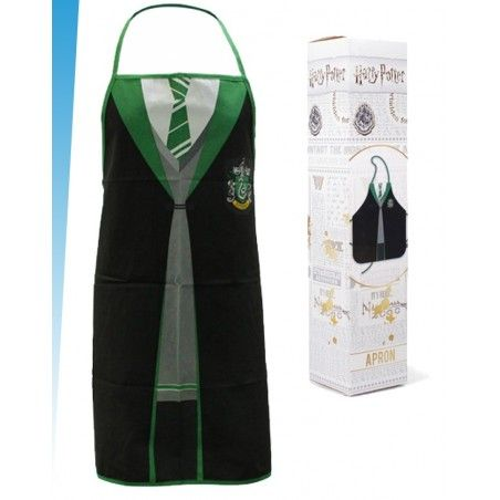 HARRY POTTER SLYTHERIN APRON GREMBIULE PARANNANZA