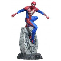 MARVEL GALLERY - SPIDER-MAN VIDEOGAME 25CM FIGURE STATUE DIAMOND SELECT