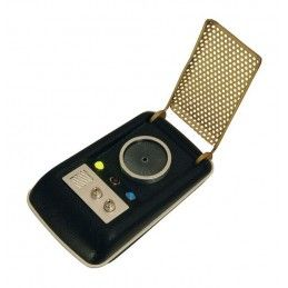 DIAMOND SELECT STAR TREK COMMUNICATOR 1/1 REPLICA