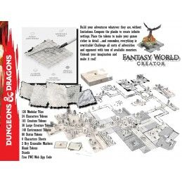 FANTASY WORLD CREATOR SET...
