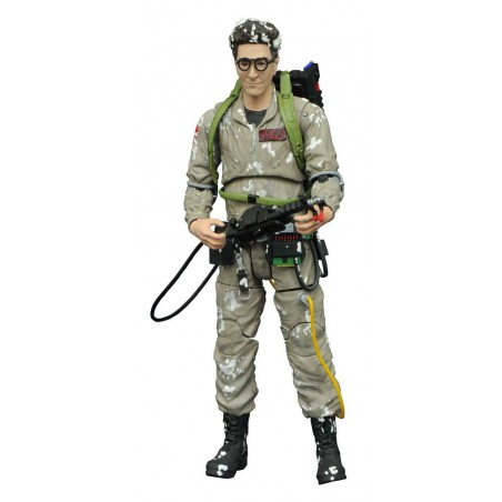 GHOSTBUSTERS SERIES - MARSHMALLOW EGON SPENGLER EXCLUSIVE ACTION FIGURE