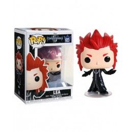 FUNKO POP! KINGDOM HEARTS III - LEA BOBBLE HEAD KNOCKER FIGURE FUNKO