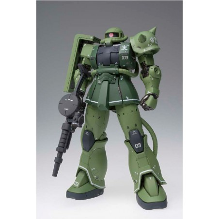 GFF ZAKU II TYPE C MS-06C LIMITED ACTION FIGURE