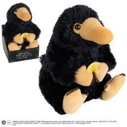 NOBLE COLLECTIONS FANTASTIC BEASTS - NIFFLER SNASO PELUCHE PLUSH 24 CM