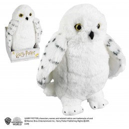 FANTASTIC BEASTS - HEDWIG PELUCHE PLUSH 29 CM NOBLE COLLECTIONS