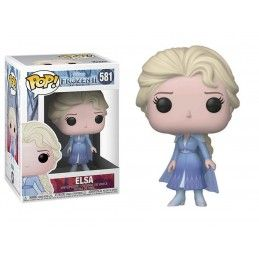 FUNKO FUNKO POP! FROZEN II - ELSA BOBBLE HEAD KNOCKER FIGURE