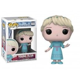 FUNKO FUNKO POP! FROZEN II - YOUNG ELSA BOBBLE HEAD KNOCKER FIGURE