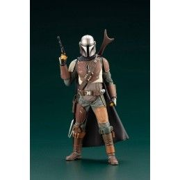 STAR WARS THE MANDALORIAN 1/10 ARTFX+ STATUE 17CM FIGURE KOTOBUKIYA