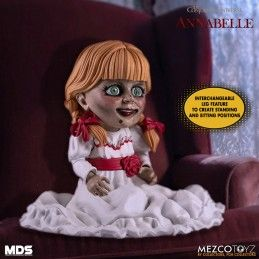 MEZCO TOYS MEZCO DESIGNER SERIES - THE CONJURING ANNABELLE ACTION FIGURE