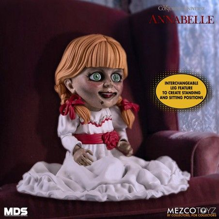 MEZCO DESIGNER SERIES - THE CONJURING ANNABELLE ACTION FIGURE
